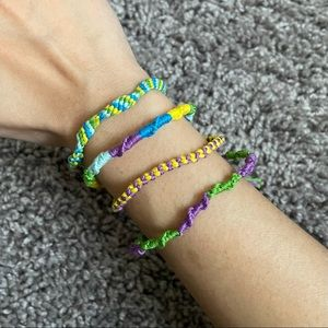 Handmade Friendship Bracelets